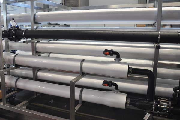 Large scale Reverse-Osmosis (RO) solutions