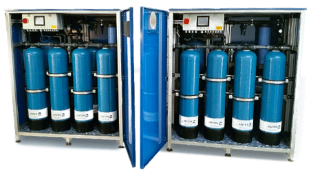 Drinking water treatment unit
